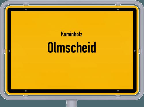 Kaminholz & Brennholz-Angebote in Olmscheid, Großes Bild