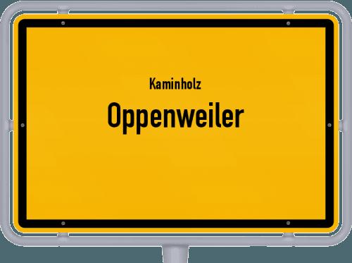 Kaminholz & Brennholz-Angebote in Oppenweiler, Großes Bild