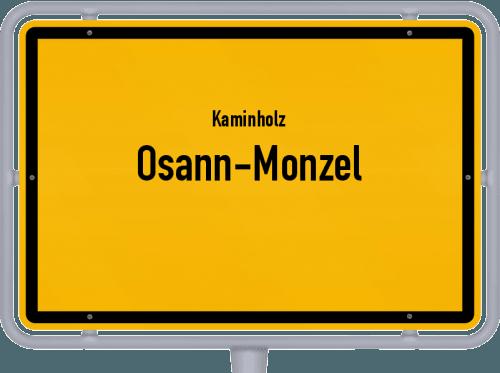 Kaminholz & Brennholz-Angebote in Osann-Monzel, Großes Bild