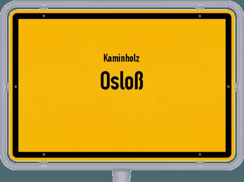 Kaminholz & Brennholz-Angebote in Osloß, Großes Bild
