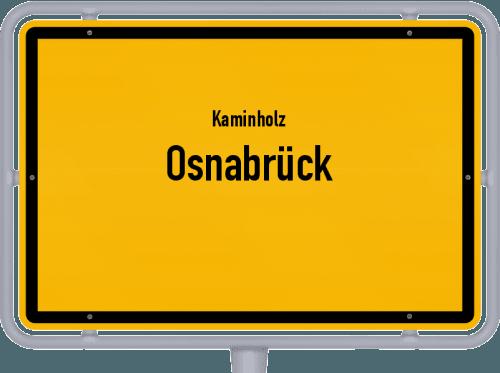 Kaminholz & Brennholz-Angebote in Osnabrück, Großes Bild
