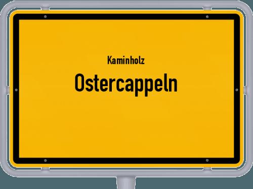 Kaminholz & Brennholz-Angebote in Ostercappeln, Großes Bild
