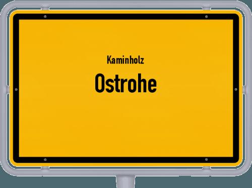 Kaminholz & Brennholz-Angebote in Ostrohe, Großes Bild
