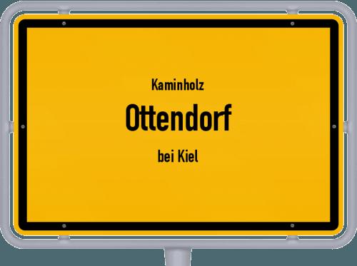 Kaminholz & Brennholz-Angebote in Ottendorf (bei Kiel), Großes Bild