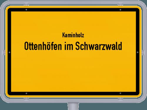 Kaminholz & Brennholz-Angebote in Ottenhöfen im Schwarzwald, Großes Bild
