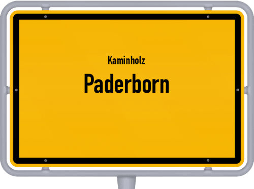 Kaminholz & Brennholz-Angebote in Paderborn, Großes Bild