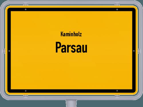 Kaminholz & Brennholz-Angebote in Parsau, Großes Bild