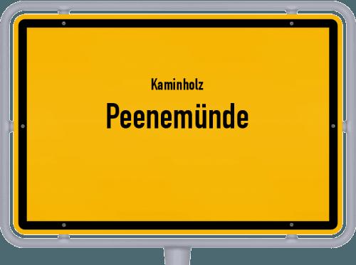 Kaminholz & Brennholz-Angebote in Peenemünde, Großes Bild
