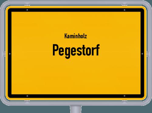 Kaminholz & Brennholz-Angebote in Pegestorf, Großes Bild