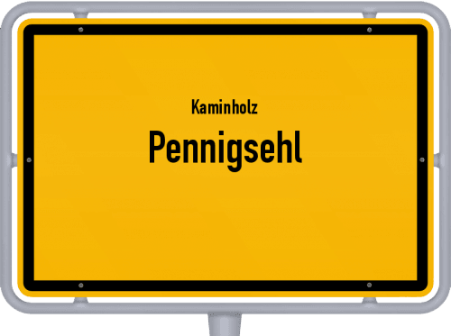Kaminholz & Brennholz-Angebote in Pennigsehl, Großes Bild