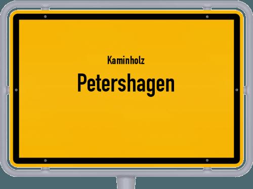 Kaminholz & Brennholz-Angebote in Petershagen, Großes Bild