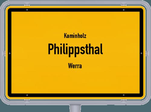 Kaminholz & Brennholz-Angebote in Philippsthal (Werra), Großes Bild