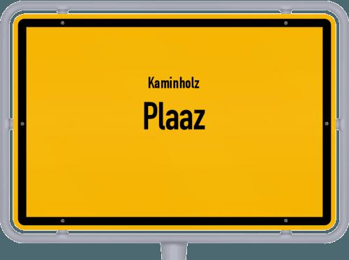 Kaminholz & Brennholz-Angebote in Plaaz, Großes Bild