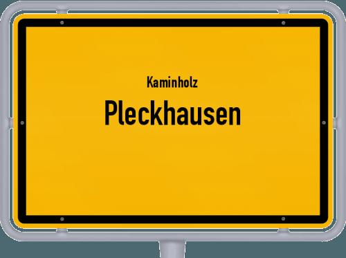 Kaminholz & Brennholz-Angebote in Pleckhausen, Großes Bild