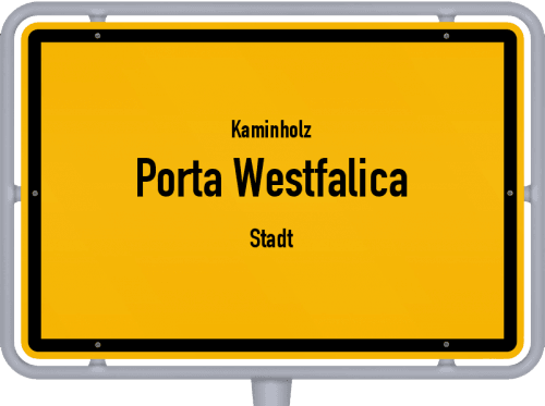 Kaminholz & Brennholz-Angebote in Porta Westfalica (Stadt), Großes Bild
