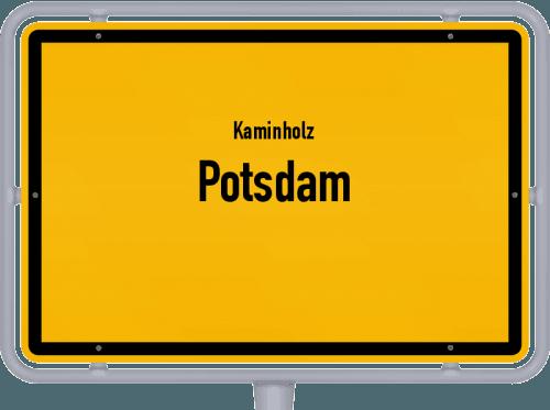 Kaminholz & Brennholz-Angebote in Potsdam, Großes Bild