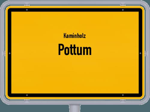 Kaminholz & Brennholz-Angebote in Pottum, Großes Bild