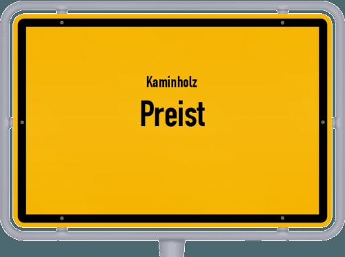 Kaminholz & Brennholz-Angebote in Preist, Großes Bild