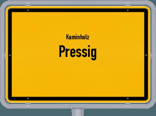 Kaminholz & Brennholz-Angebote in Pressig, Großes Bild
