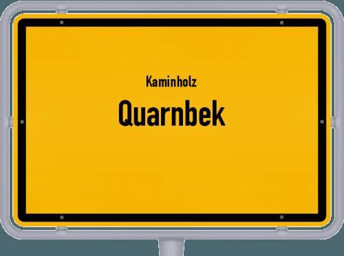 Kaminholz & Brennholz-Angebote in Quarnbek, Großes Bild