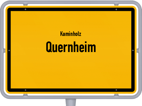 Kaminholz & Brennholz-Angebote in Quernheim, Großes Bild