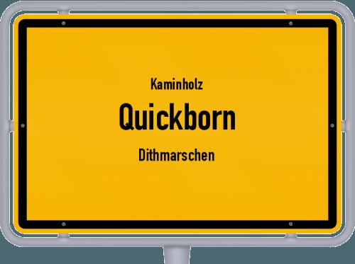 Kaminholz & Brennholz-Angebote in Quickborn (Dithmarschen), Großes Bild