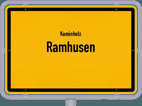 Kaminholz & Brennholz-Angebote in Ramhusen, Großes Bild