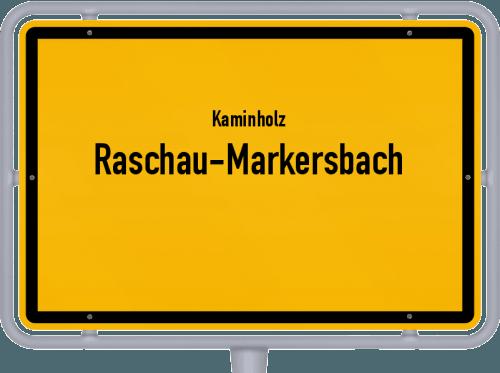 Kaminholz & Brennholz-Angebote in Raschau-Markersbach, Großes Bild