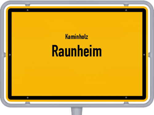 Kaminholz & Brennholz-Angebote in Raunheim, Großes Bild