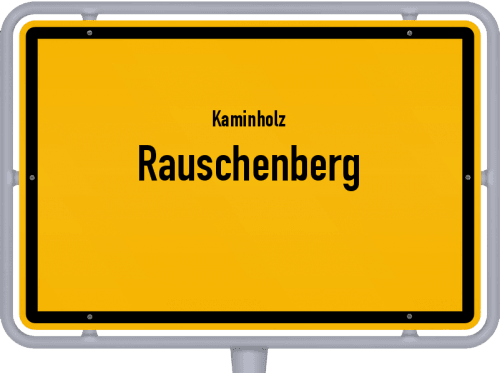 Kaminholz & Brennholz-Angebote in Rauschenberg, Großes Bild