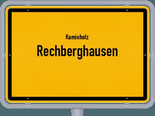 Kaminholz & Brennholz-Angebote in Rechberghausen, Großes Bild