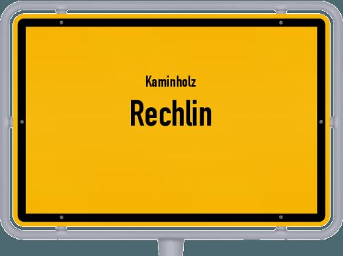 Kaminholz & Brennholz-Angebote in Rechlin, Großes Bild