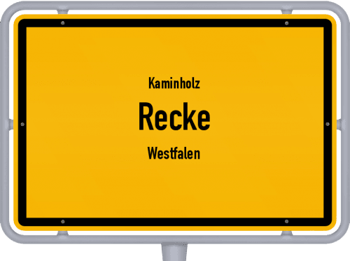 Kaminholz & Brennholz-Angebote in Recke (Westfalen), Großes Bild