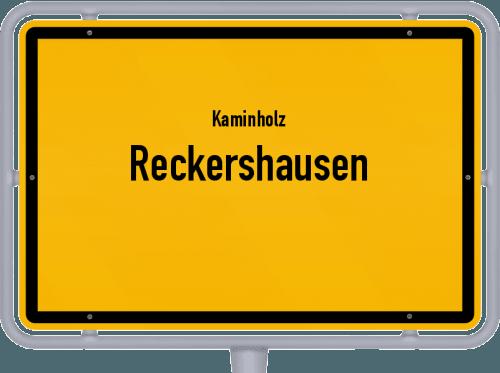 Kaminholz & Brennholz-Angebote in Reckershausen, Großes Bild