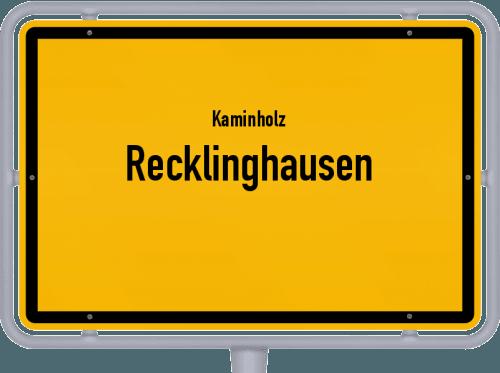 Kaminholz & Brennholz-Angebote in Recklinghausen, Großes Bild