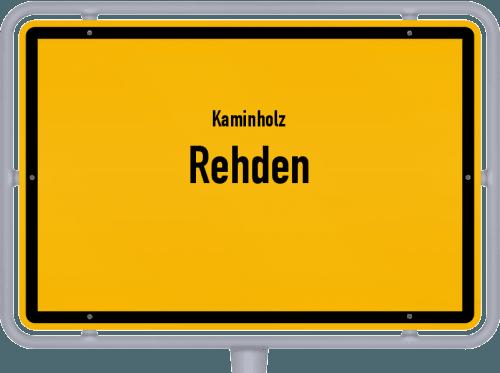 Kaminholz & Brennholz-Angebote in Rehden, Großes Bild