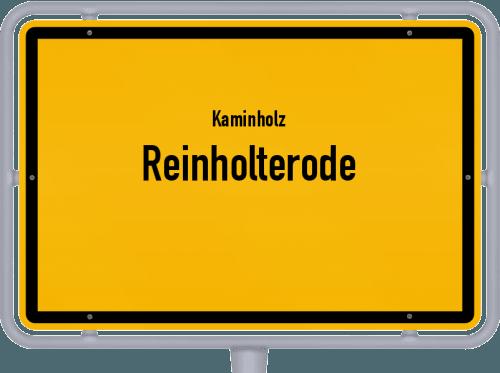 Kaminholz & Brennholz-Angebote in Reinholterode, Großes Bild