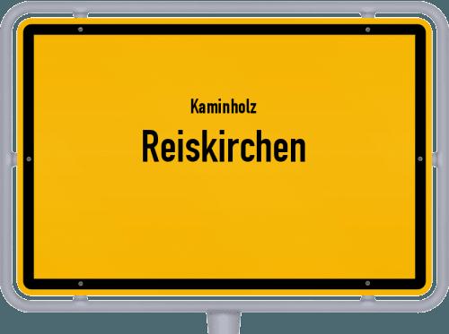 Kaminholz & Brennholz-Angebote in Reiskirchen, Großes Bild
