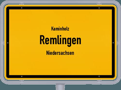 Kaminholz & Brennholz-Angebote in Remlingen (Niedersachsen), Großes Bild
