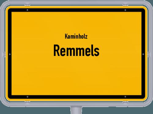 Kaminholz & Brennholz-Angebote in Remmels, Großes Bild