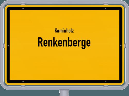 Kaminholz & Brennholz-Angebote in Renkenberge, Großes Bild