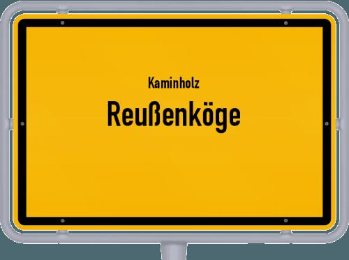 Kaminholz & Brennholz-Angebote in Reußenköge, Großes Bild