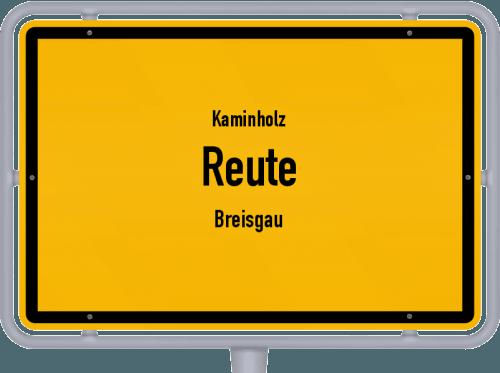 Kaminholz & Brennholz-Angebote in Reute (Breisgau), Großes Bild