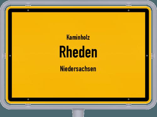 Kaminholz & Brennholz-Angebote in Rheden (Niedersachsen), Großes Bild