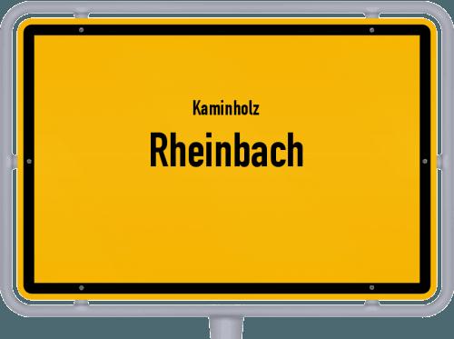 Kaminholz & Brennholz-Angebote in Rheinbach, Großes Bild
