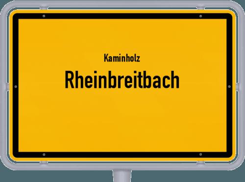 Kaminholz & Brennholz-Angebote in Rheinbreitbach, Großes Bild
