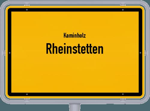 Kaminholz & Brennholz-Angebote in Rheinstetten, Großes Bild