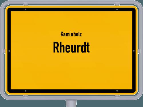 Kaminholz & Brennholz-Angebote in Rheurdt, Großes Bild