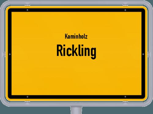 Kaminholz & Brennholz-Angebote in Rickling, Großes Bild