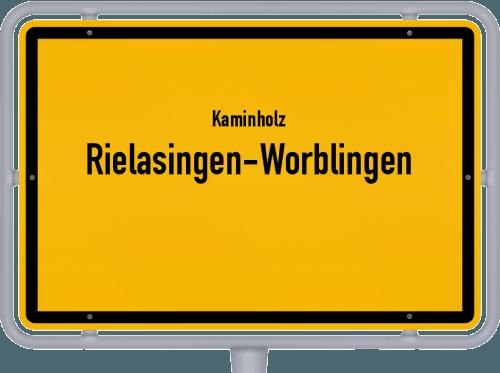 Kaminholz & Brennholz-Angebote in Rielasingen-Worblingen, Großes Bild